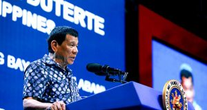 Duterte in PDP-Laban's miting de avance