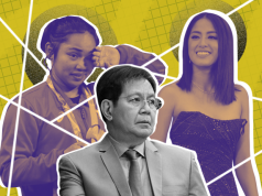 Hidilyn Diaz, Gretchen Ho, and Ping Lacson