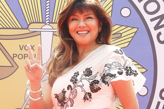 Imee Marcos' refusal to set school record straight and what it means for public office