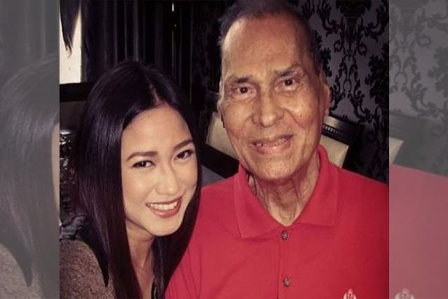 Lolo Rudy Actor Lawyer Sweet And Caring Grandfather Interaksyon