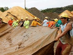 Workers of SR Metals