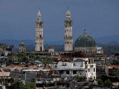 Marawi's ruins