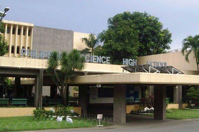 PSHS main campus