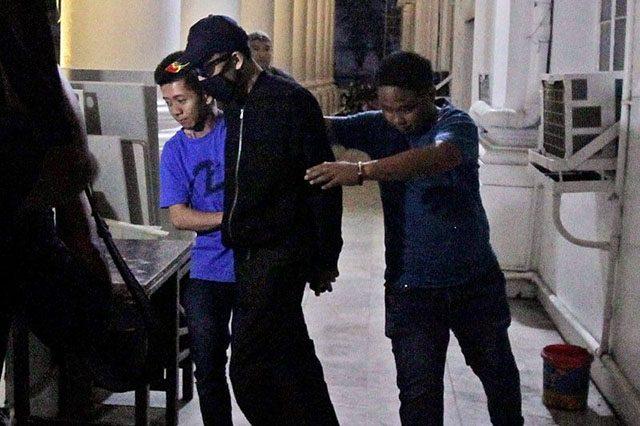 Rodel Jayme's arrest