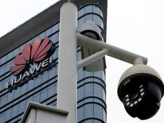 Surveillance camera in China