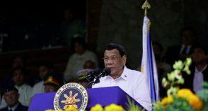 Duterte at PMA event 2019