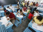 Filipino voters
