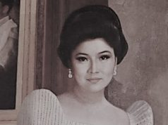 Young Imelda Marcos