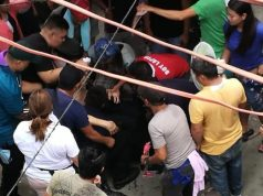 Eddie Garcia collapses on set