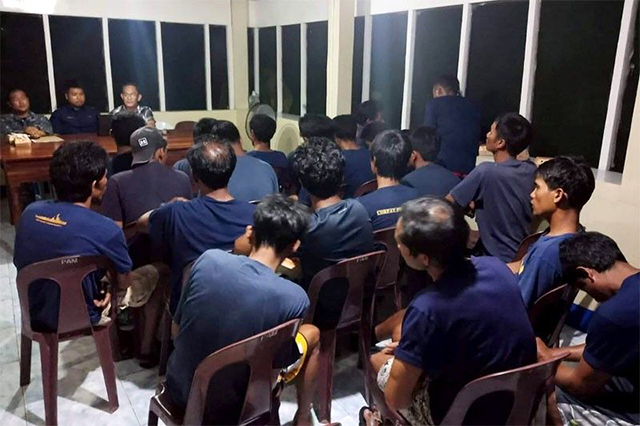 Chinese vessel ramming Filipino boat: False rumors spreading online