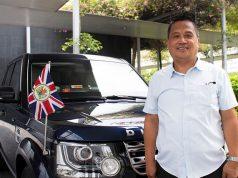 Filipino driver