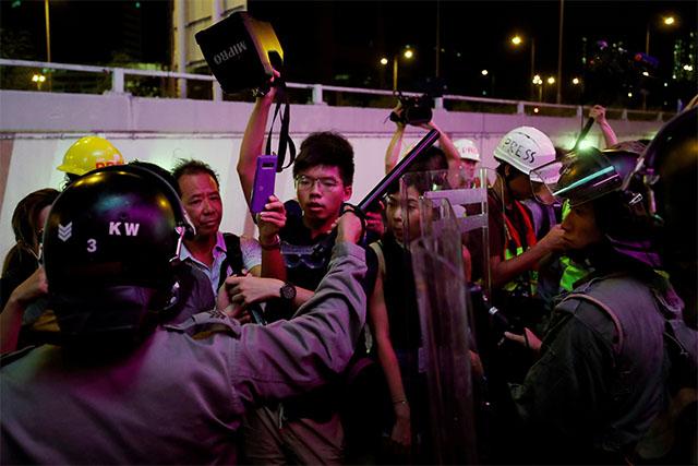 PrayForHongKong trends as Filipinos express solidarity with