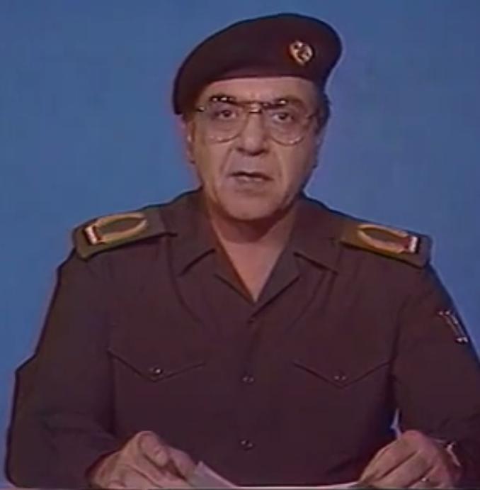 Muhammad Saeed al-Sahhaf