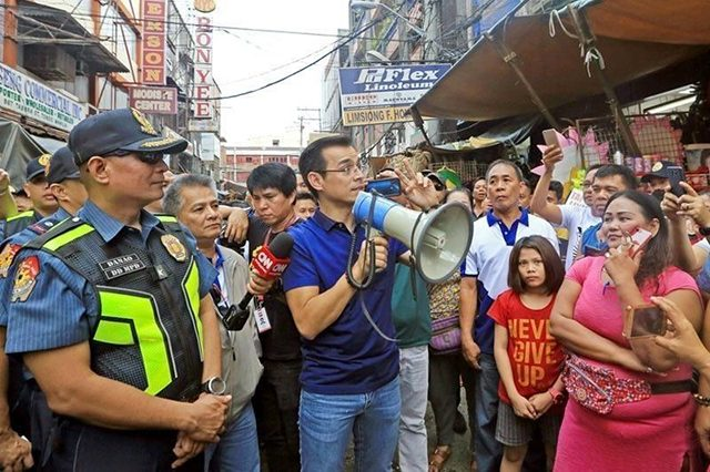 Reason for Isko Moreno's city-wide cleanup