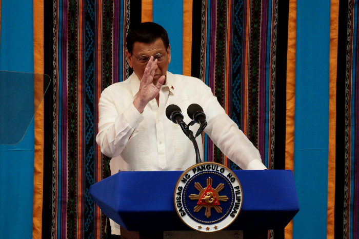SONA 2019 in brief: Things Duterte said about China, South