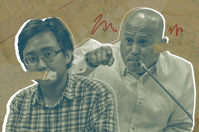 Sen. Bato Dela Rosa is in hot water anew, this time over outburst at hearing on ROTC revival - Interaksyon