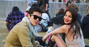 Erwan and Anne