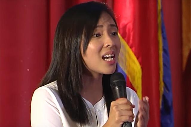 Sarah Elago Anakbayan