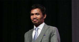 Senator Manny Pacquiao