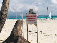 Signage in Boracay