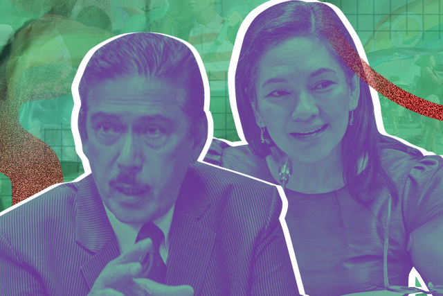 Sotto and Hontiveros