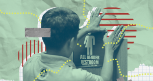 All-gender restroom in Quezon City