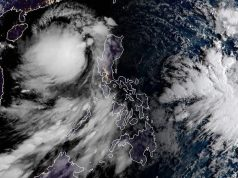Tropical Storm Jenny Philippines