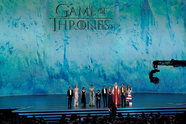 71st Primetime Emmy Awards - Show - Los Angeles, California, U.S.
