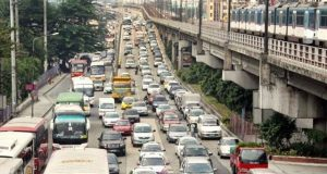 EDSA traffic congestion