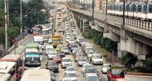 EDSA traffic congestion