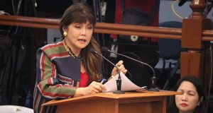 Imee Marcos in Senate
