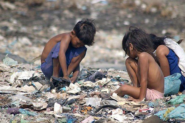 Impoverished children