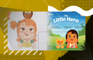 Plagiariasm of The Little Hero