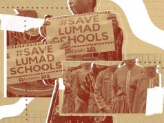 Lumad teachers