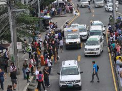 Sept. 30 transport strike