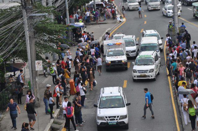 Sept. 30 transport strike