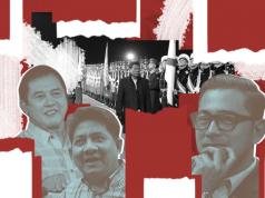 Actors in Duterte's trip