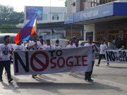 Anti-SOGIE protest