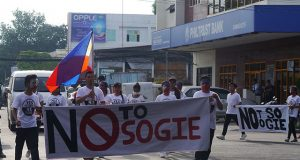Anti-SOGIE protest