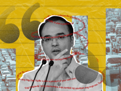 Alan Cayetano on traffic