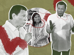 Duterte and Leni 'trap'