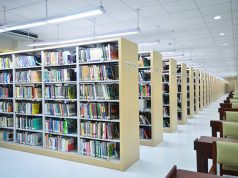FEU library