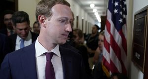 Mark Zuckerberg in Congress