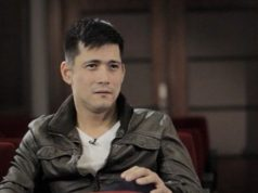 Robin Padilla in an interview