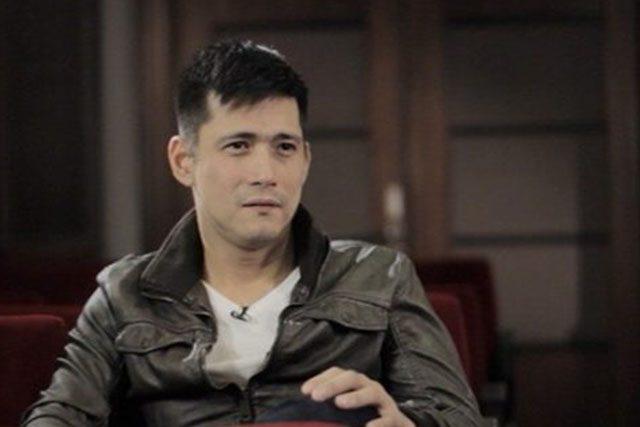 Robin Padilla in an interview