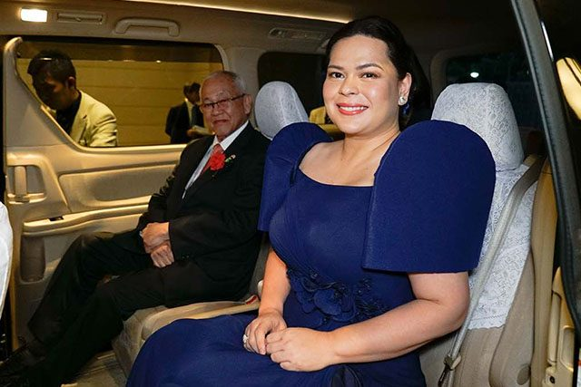 Sara Duterte in Japan