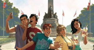 Archie Comics Philippines cover