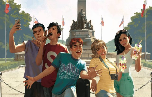 Archie Comics Philippines cover