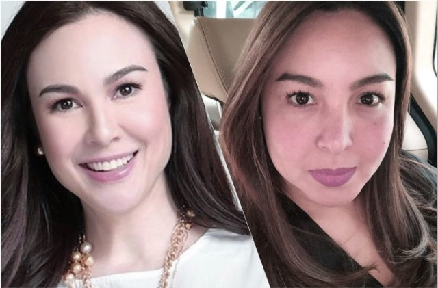 Gretchen and Marjorie Barretto