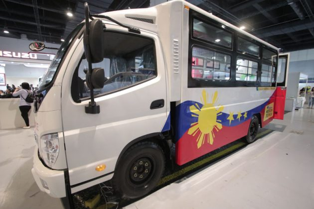 Modern jeepney - Forland
